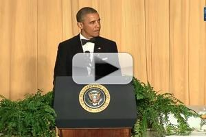 VIDEO: President Obama's Opening Monologue at the White House Correspondents Dinner