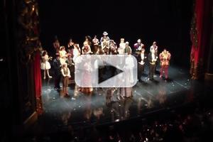 STAGE TUBE: Farewell Speech at Hugh Panaro's Last PHANTOM OF THE OPERA