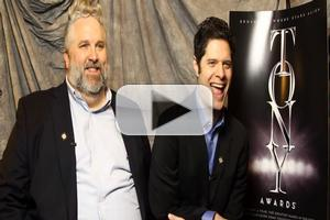 BWW TV Exclusive: Meet the 2014 Tony Nominees- Tom Kitt & Brian Yorkey on the Thrill of Getting Their Names in Broadway Lights!