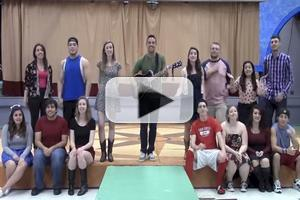 STAGE TUBE: Iona College Students Create Taylor Swift Musical- IT'S A LOVE STORY