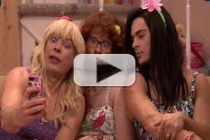 VIDEO: EW! Selfies with Seth Rogen, Zac Efron & Jimmy Fallon on TONIGHT