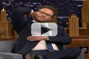 VIDEO: Seth Rogen Talks James Franco, New Film 'Neighbors' & More on FALLON