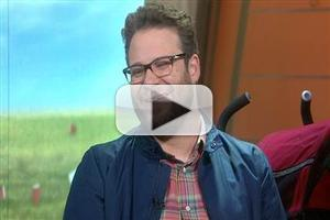 VIDEO: 'Neighbors' Star Seth Rogen Reveals 'I'm Surprised at Comedic Success'