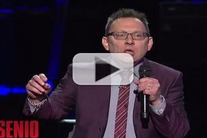 VIDEO: 'Lost's Michael Emerson Sings Pharrell's 'Happy' on ARSENIO