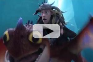 VIDEO: New Clip from DreamWorks HOW TO TRAIN YOUR DRAGON 2