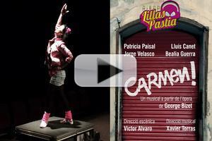 STAGE TUBE: 'Carmen!' en el Almeria Teatre de Barcelona