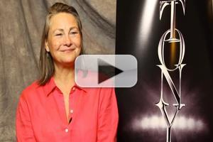 BWW TV Exclusive: Meet the 2014 Tony Nominees- Find Out Why MENAGERIE Was the Highlight of Cherry Jones' Life