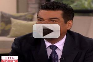 VIDEO: George Lopez Chats Life After Drunken Casino Episode on THE TALK