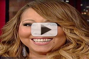 VIDEO: Find Out What Advice DAVID LETTERMAN Has for Mariah Carey!