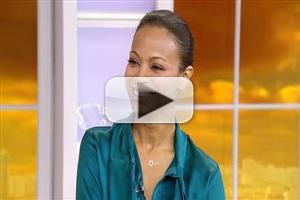 VIDEO: Zoe Saldana Talks Prepping for NBC's ROSEMARY'S BABY