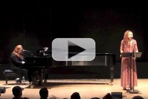 STAGE TUBE: Matt Doyle, Bryan Terrell Clark & More Sing Katie Thompson at FUTURE SONGBOOK