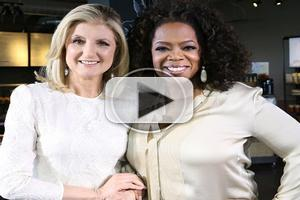 VIDEO: Sneak Peek - Arianna Huffington Set for OWN's SUPER SOUL SUNDAY, 5/11