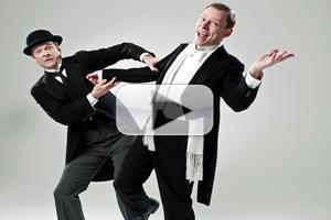 STAGE TUBE: Webb And Heap As Jeeves And Wooster In PERFECT NONSENSE