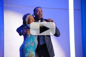 VIDEO: Arsenio Hall Surprises His Mom For Mother's Day