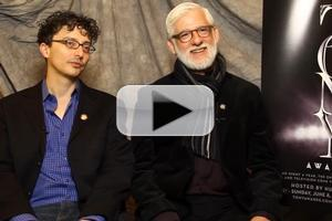 BWW TV Exclusive: Meet the 2014 Tony Nominees- ACT ONE's Beowulf Boritt and Dan Moses Schreier