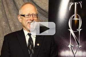 BWW TV Exclusive: Meet the 2014 Tony Nominees- ALL THE WAY's Robert Shenkkan Reveals Why Cranston is the Perfect LBJ