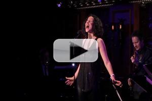BWW TV Exclusive: Mandy Gonzalez Brings LOVE, ALL WAYS Back to 54 Below on 5/15; Watch Highlights!