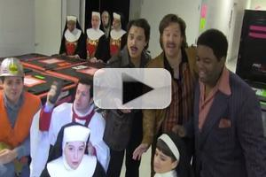 STAGE TUBE: National Tour of SISTER ACT Covers 'Happy' by Pharrell Williams