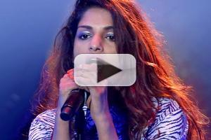 VIDEO: M.I.A. Performs 'Double Bubble Trouble' on LATE NIGHT