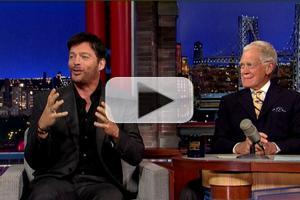 VIDEO: Harry Connick Jr. Stalks Leonard Nimoy on 'Letterman'