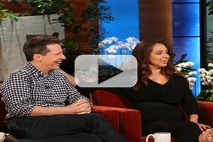 VIDEO: Sean Hayes & Maya Rudolph Talk New NBC Variety Show on ELLEN