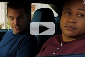 VIDEO: Sneak Peek - NCIS: LOS ANGELES Season 5 Cliffhanger Tonight on CBS