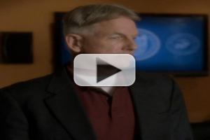 VIDEO: Sneak Peek - Tonight's Season Finale of NCIS