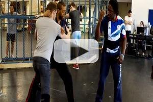 VIDEO:  Watch West End's MISS SAIGON Choreograph Fight Scenes