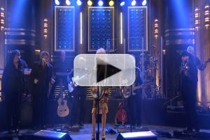 VIDEO: Dolly Parton Performs New Song 'Home' on FALLON