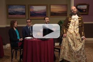 VIDEO: Will Forte, Jason Sudeikis & More Star in LATE NIGHT's 'Jennjamin Franklin'