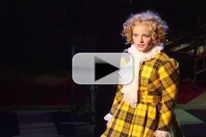 STAGE TUBE: Natascia Diaz Sings 'Mack the Knife' in Signature Theatre's THREEPENNY OPERA