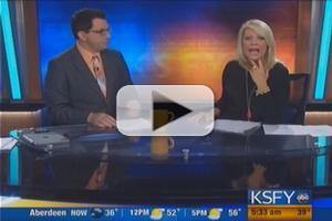 VIDEO: Local Anchor Chastises ONCE UPON A TIME Viewers After Storm Interruption