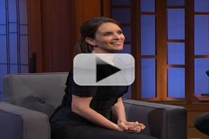 VIDEO: Tina Fey on Female Late Night Host: 'Ellen Is Going to Be the First'