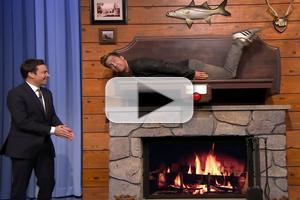 VIDEO: Lance Bass Recreates 'Big Mouth Bass' on FALLON