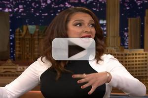 VIDEO: Maya Rudolph Talks New NBC Variety Show on FALLON