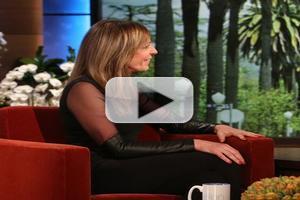 VIDEO: Allison Janney Talks Finding a Man on Today's ELLEN
