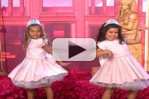 VIDEO: Sophia Grace & Rosie Cover Katy Perry's 'Dark Horse' on ELLEN
