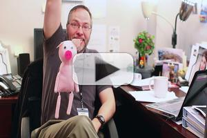 VIDEO: Crabs, Naughty Puppets, Audience Fights in Series Premiere of THAT'S EDUCATIONAL