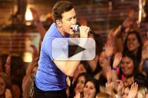 VIDEO: Scotty McCreery Performs 'Feelin' It' on Last Night's AMERICAN IDOL