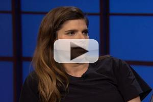 VIDEO: Lake Bell Doesn't Want Unsolicited Pregnancy Advice on LATE NIGHT