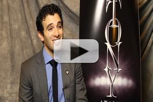 BWW TV Exclusive: Meet the 2014 Tony Nominees- Find Out Why Jarrod Spector Wrote Off Ever Getting a Nomination