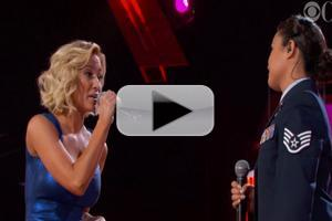 VIDEO: Sneak Peek - Kelli Pickler, Keith Urban & More on ALL-STAR SALUTE TO THE TROOPS