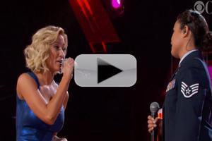 VIDEO: Sneak Peek - Kelli Pickler, Keith Urban & More on ALL-STAR SALUTE TO THE TROOPS