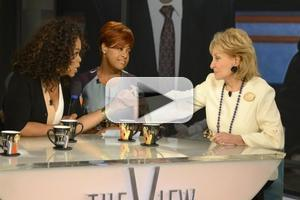 VIDEO: 25 Top Female Journalists Honor Barbara Walters on Her Final THE VIEW