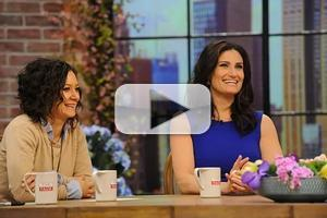 STAGE TUBE: Idina Menzel Opens Up About IF/THEN, the Oscars & More on THE TALK