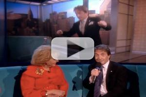VIDEO: Martin Short Pays Tribute to Barbara Walters with Special 'Memories' Song