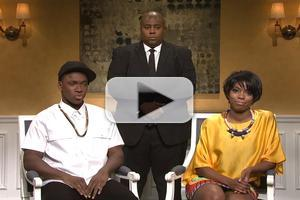 VIDEO: Jay Z & Solange Explain Elevator Fight on SNL