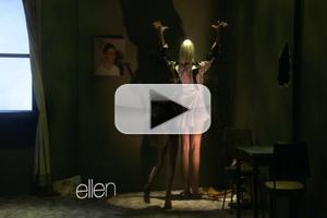 VIDEO: Sia Recreates 'Chandelier' Music Video on ELLEN