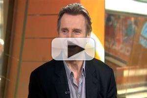 VIDEO: Liam Neeson Talks New Film 'Million Ways to Die' on TODAY