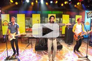 VIDEO: Magic! Perform Hit Song 'Rude' on TODAY